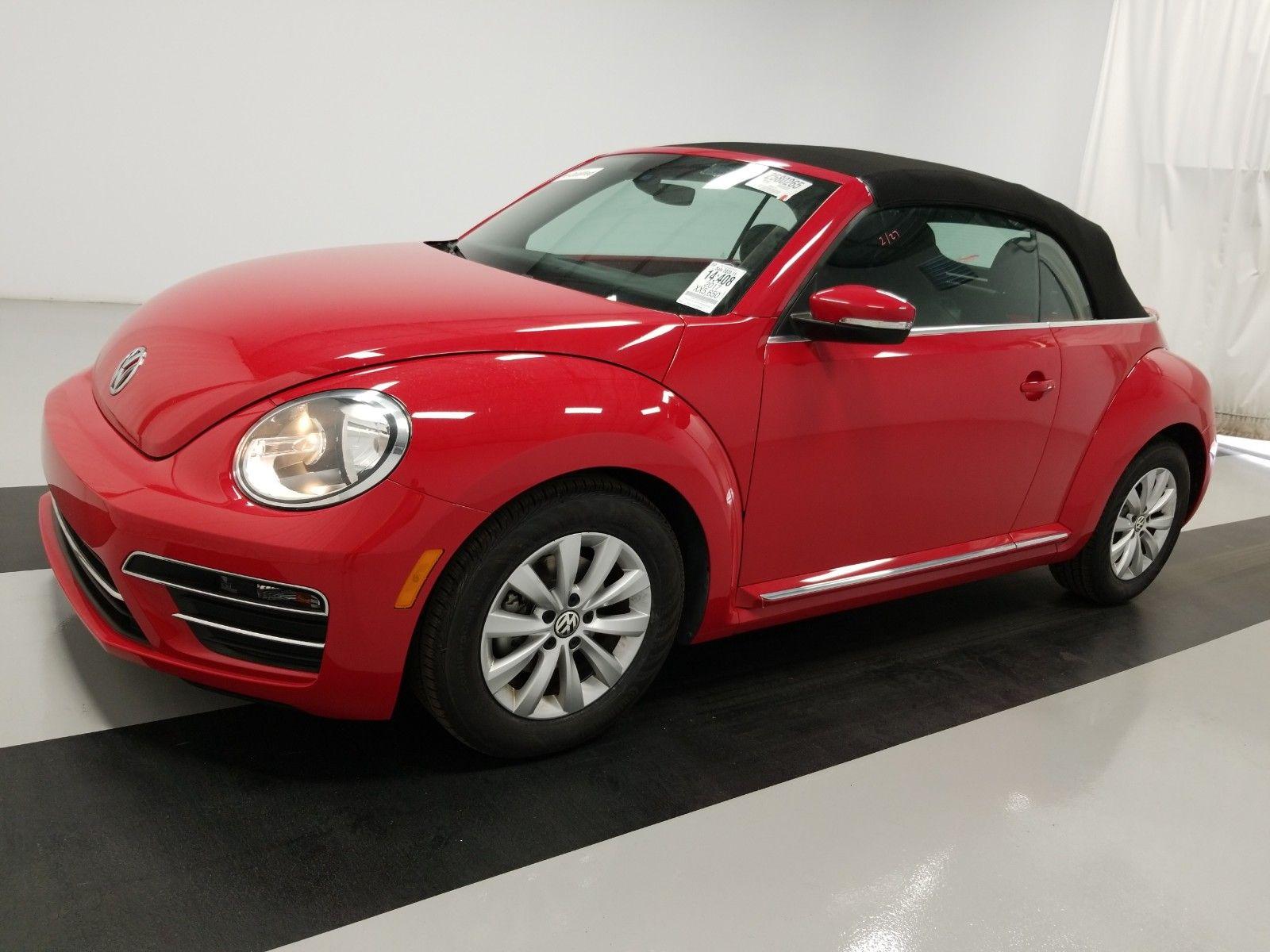2017 Volkswagen Beetle 1.8. Lot 99913852574 Vin 3VW517ATXHM800797