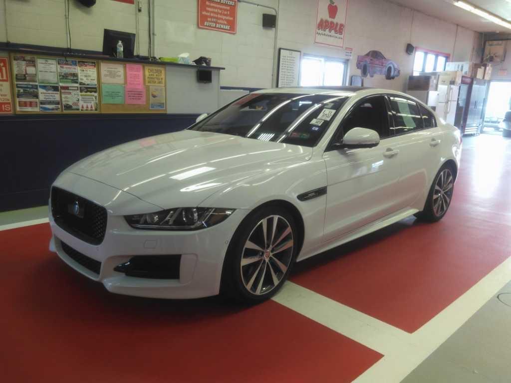 2017 Jaguar Xe . Lot 999186920028 Vin SAJAF4BV9HA961125