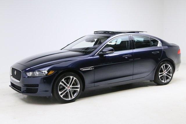 2017 Jaguar Xe . Lot 999186923489 Vin SAJAJ4BV7HA973885