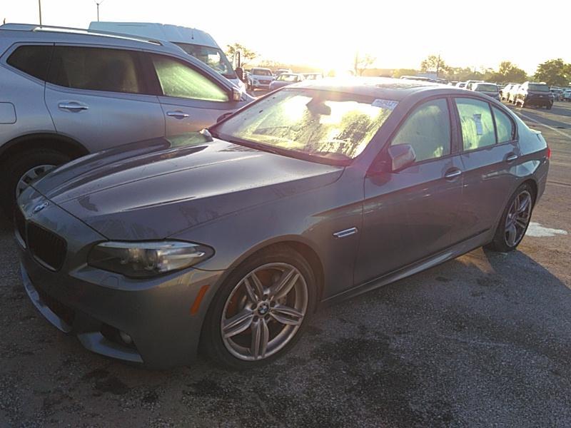 2016 BMW 535I 535I MSPT
