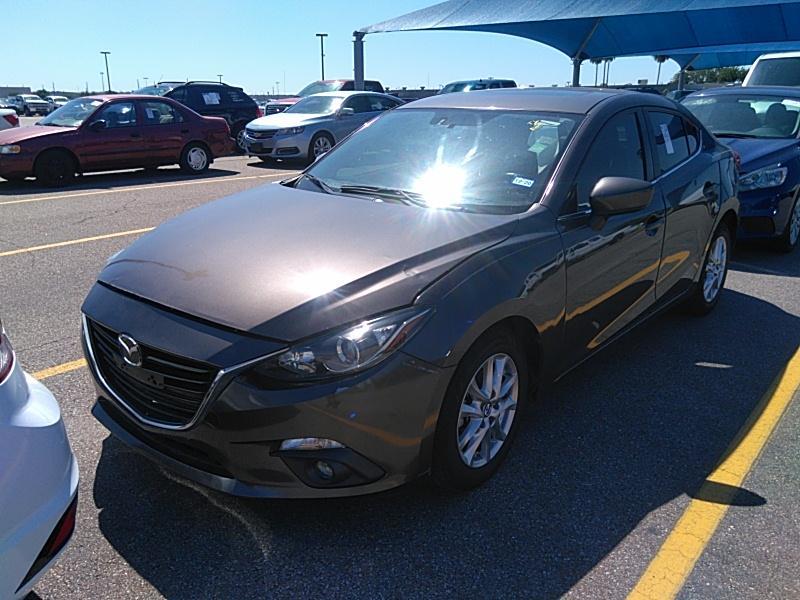 2016 Mazda3 2.0. Lot 99912002696 Vin 3MZBM1V7XGM237382