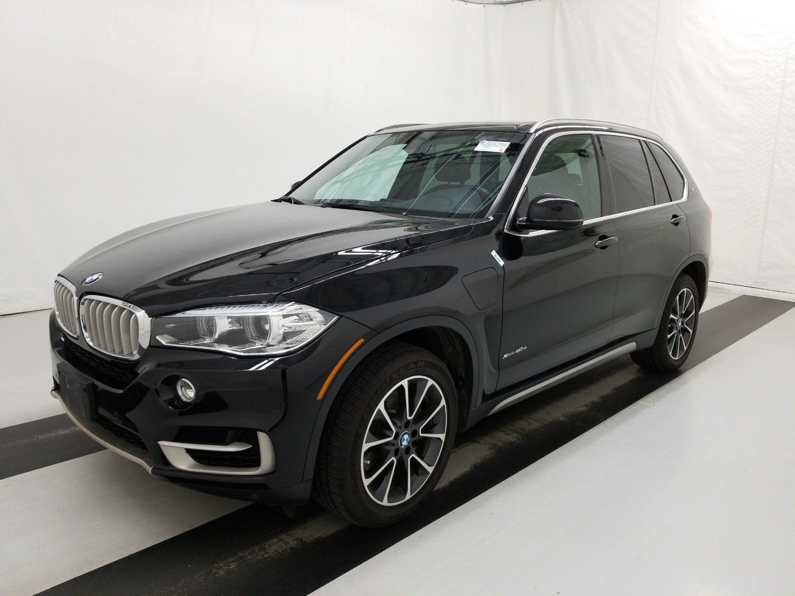2017 BMW X5 40E XDRIVE 40EX XLINE