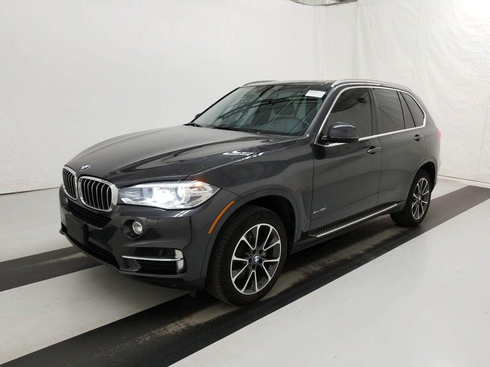 2017 BMW X5 35I XDRIVE 35IX LUX
