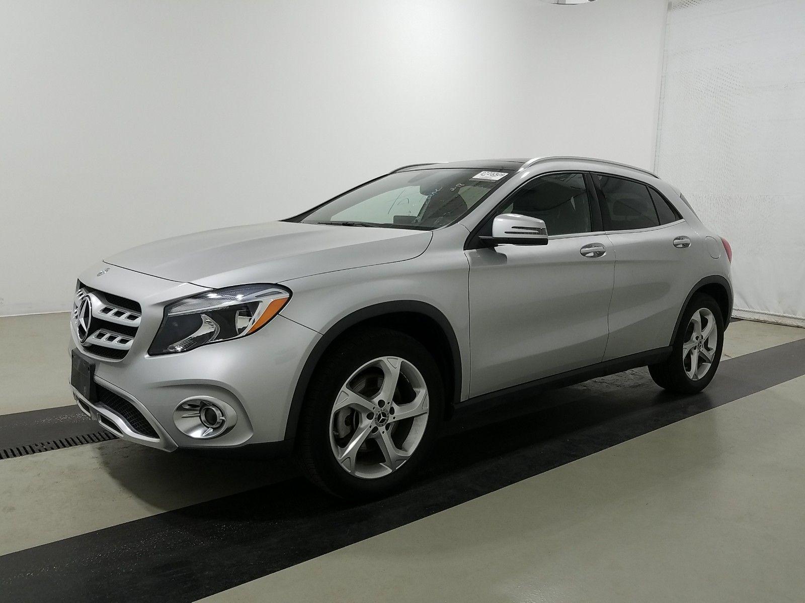 2018 Mercedes-benz Gla 2.0. Lot 99913196120 Vin WDCTG4GB8JJ390505