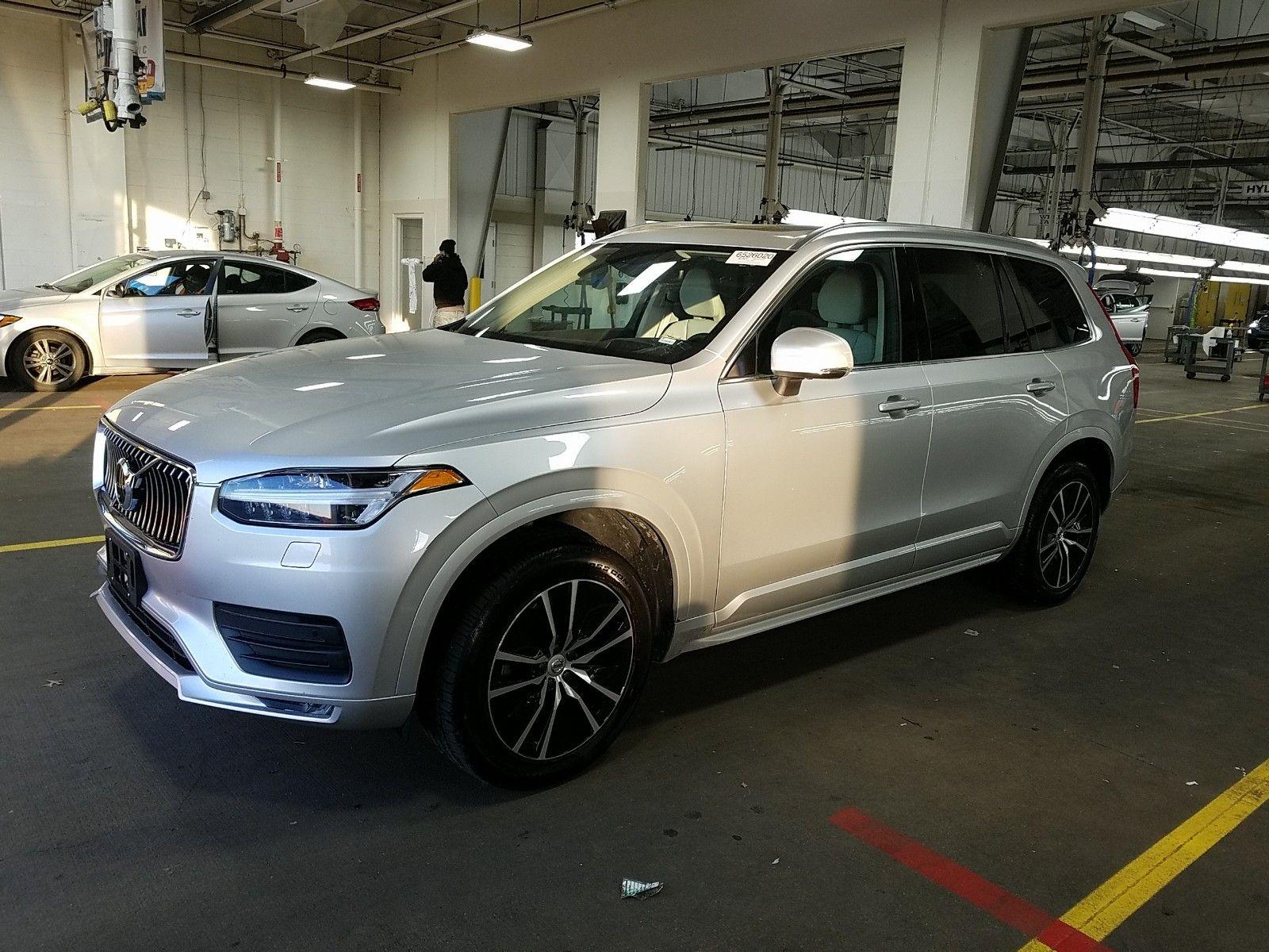 2020 Volvo Xc90 2.0. Lot 99921135202 Vin YV4A22PK7L1530740