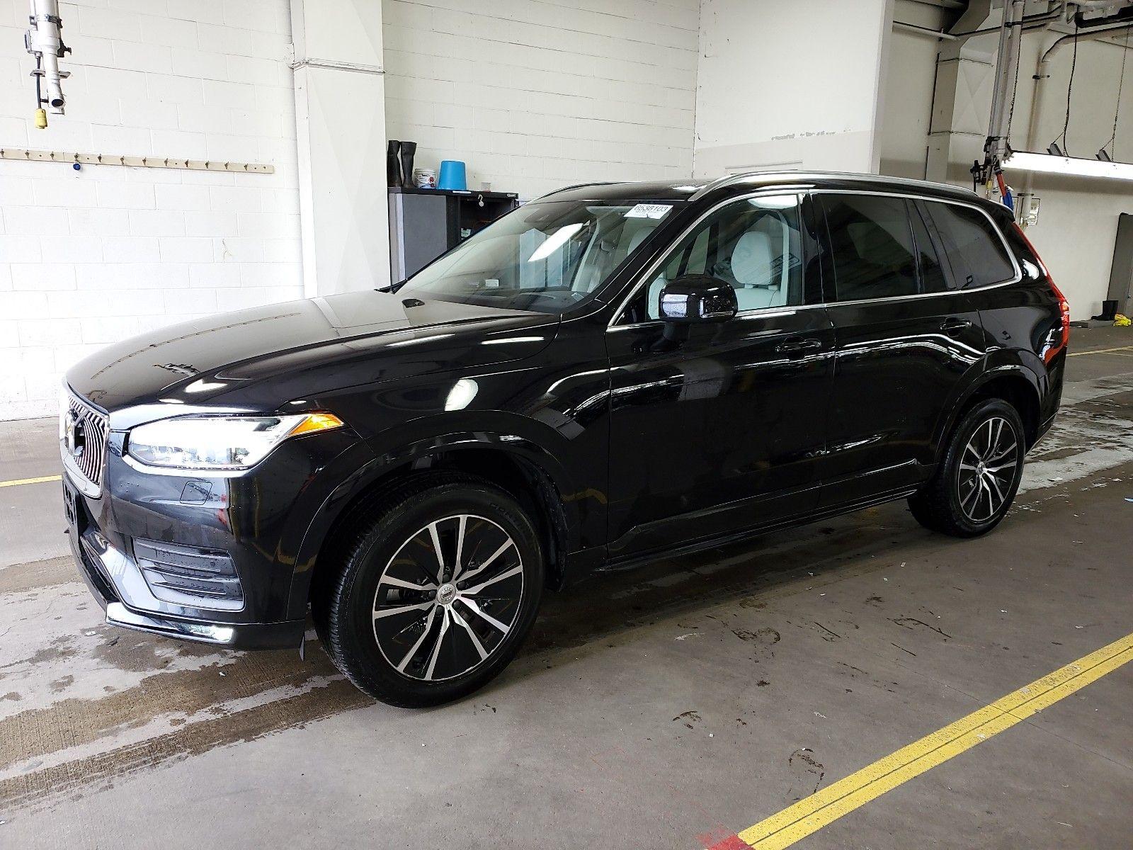 2020 Volvo Xc90 2.0. Lot 99921154405 Vin YV4A22PK8L1546655