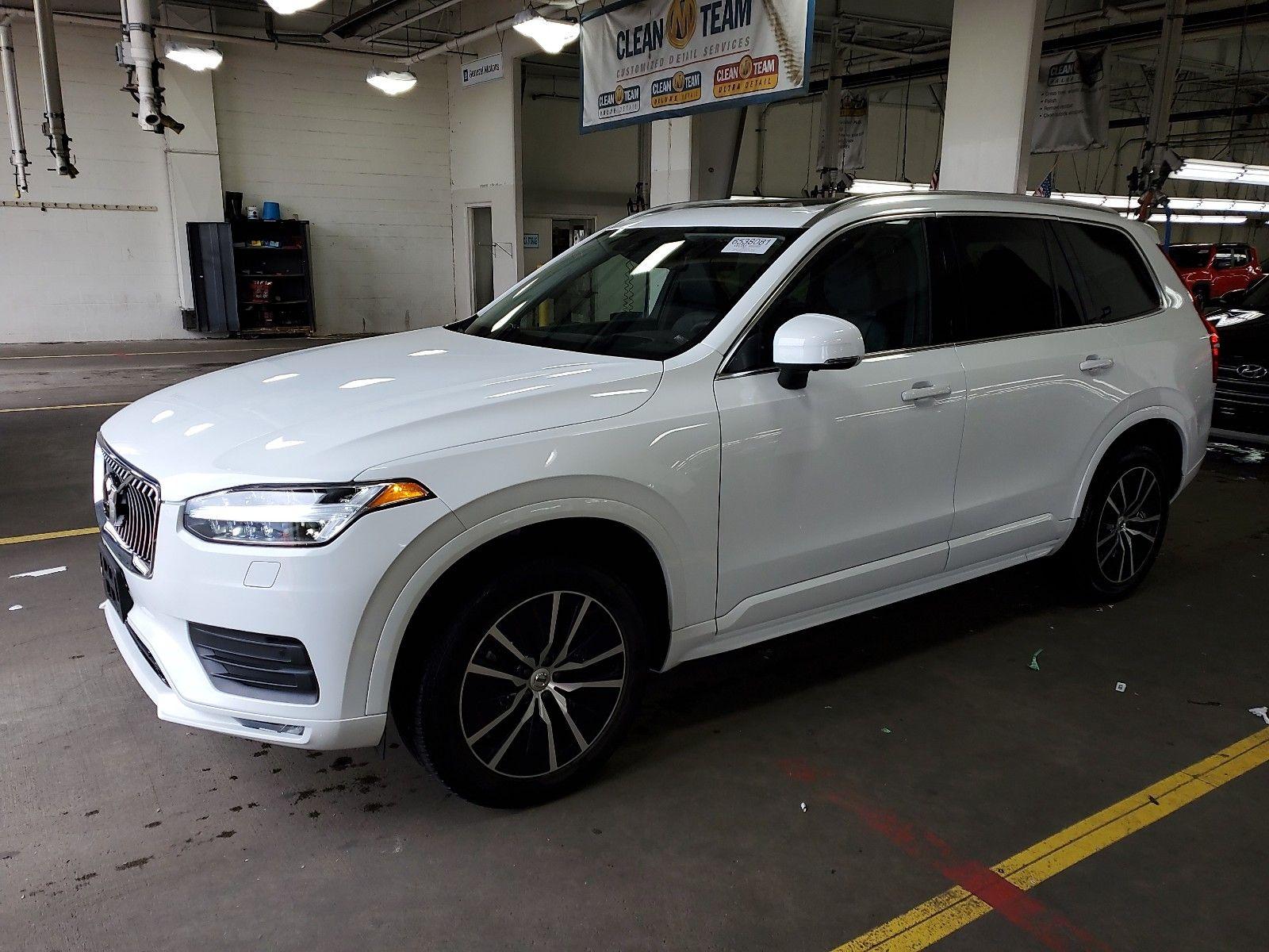 2020 Volvo Xc90 2.0. Lot 99921154392 Vin YV4A22PK4L1546653