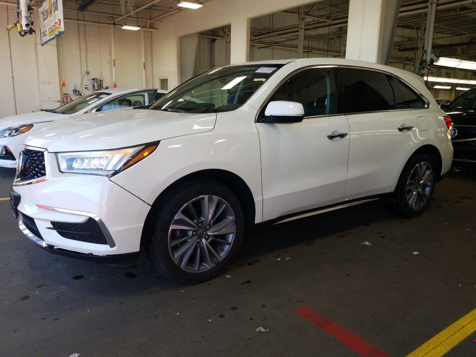 2017 ACURA MDX AWD V6 TECH PKG