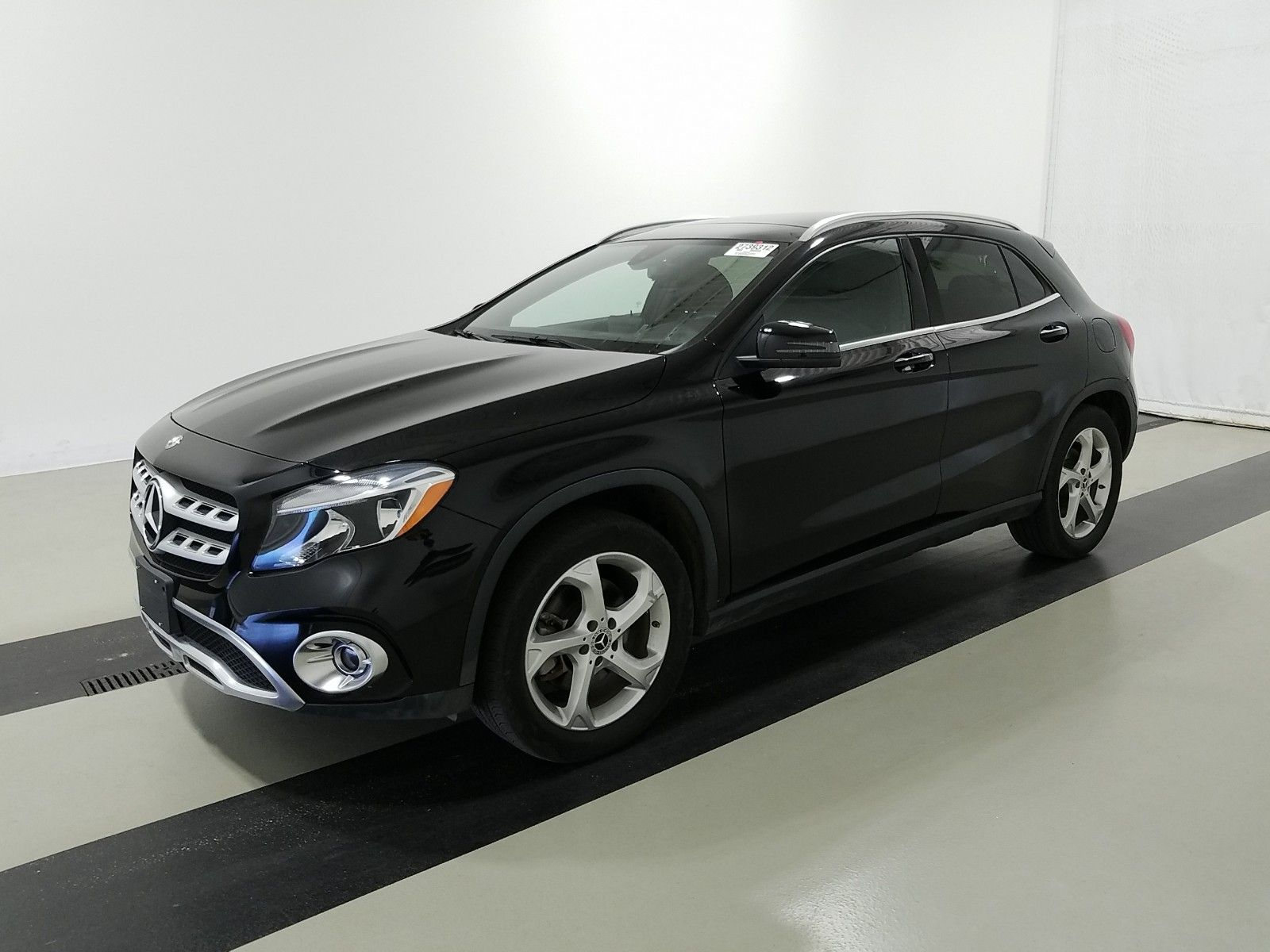 2018 Mercedes-benz Gla 2.0. Lot 99913219807 Vin WDCTG4GB9JJ412172