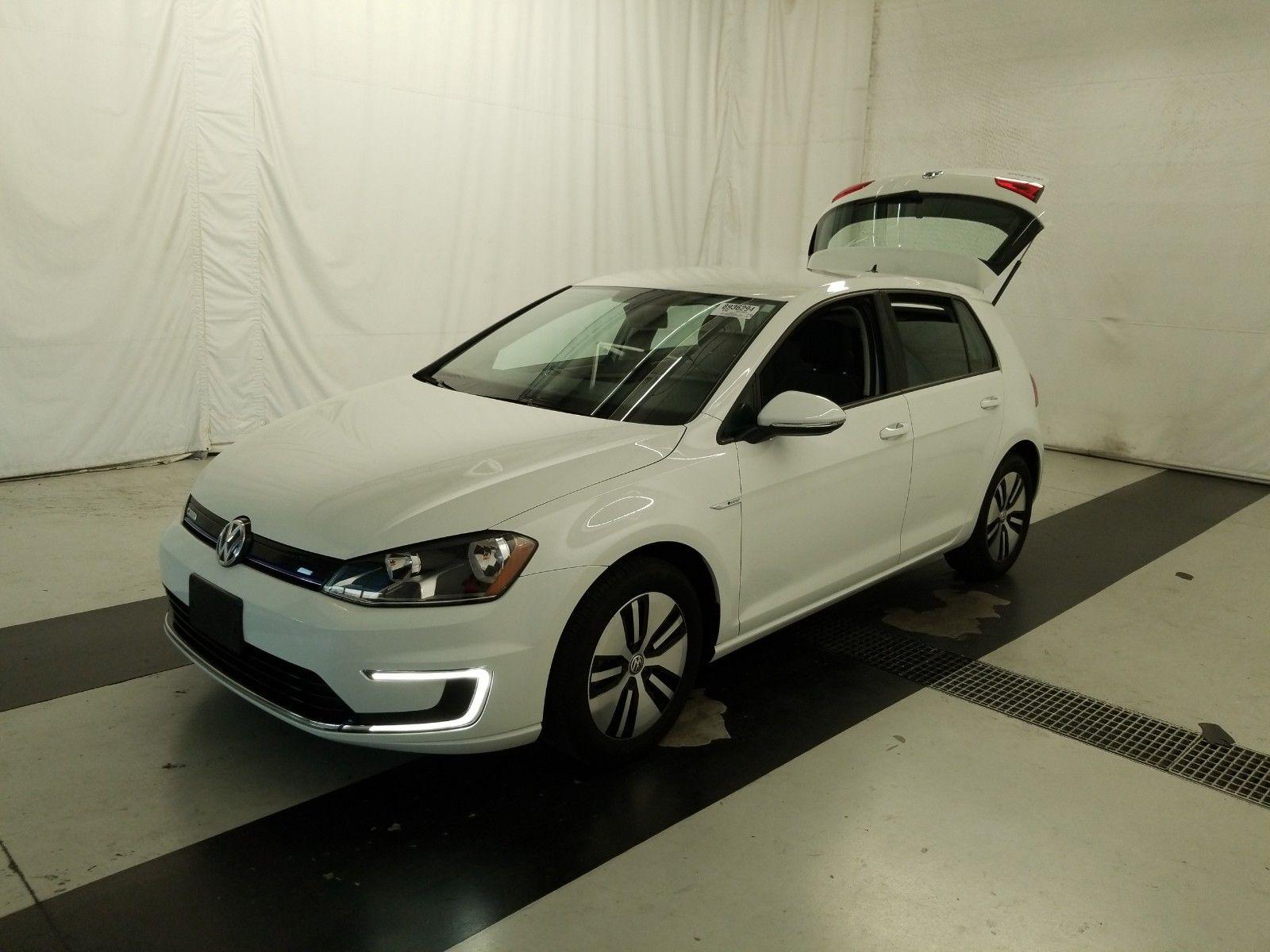 2016 Volkswagen E-golf . Lot 99913372485 Vin WVWKP7AU0GW916120