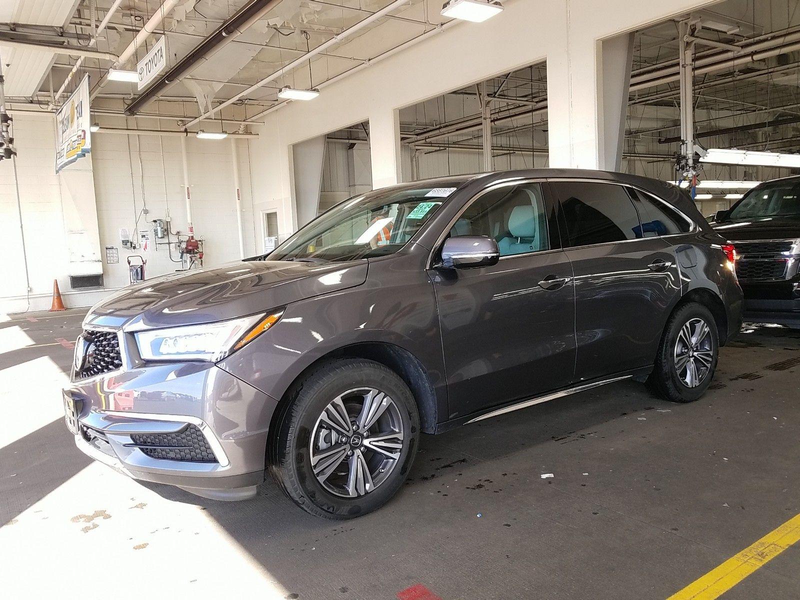 2017 ACURA MDX AWD V6
