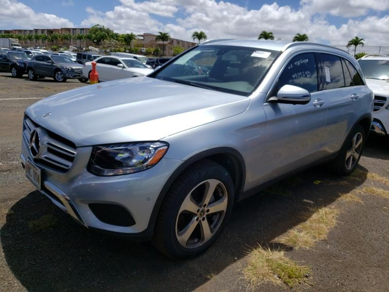 2018 Mercedes-benz Glc 2.0. Lot 99911016442 Vin WDC0G4JB3JV067922