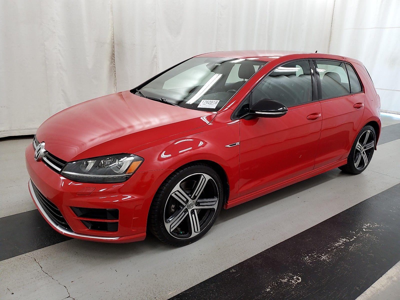 2016 Volkswagen Golf r 2.0. Lot 99912228006 Vin WVWLF7AU0GW241621