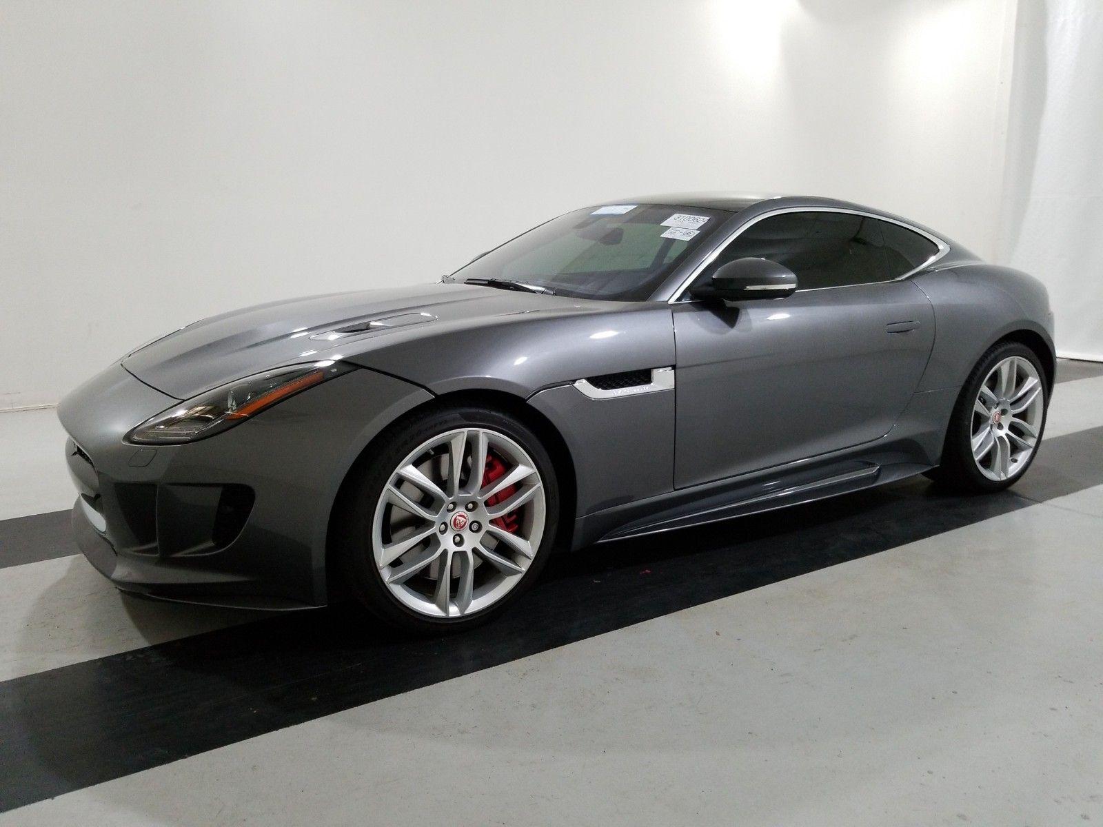 2017 Jaguar F-type 5.0. Lot 99913822901 Vin SAJWJ6DL3HMK42219