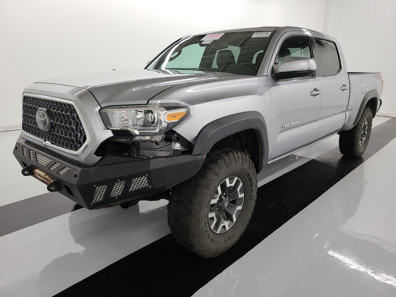 2018 Toyota Tacoma 3.5. Lot 99912948481 Vin 3TMDZ5BN5JM047424