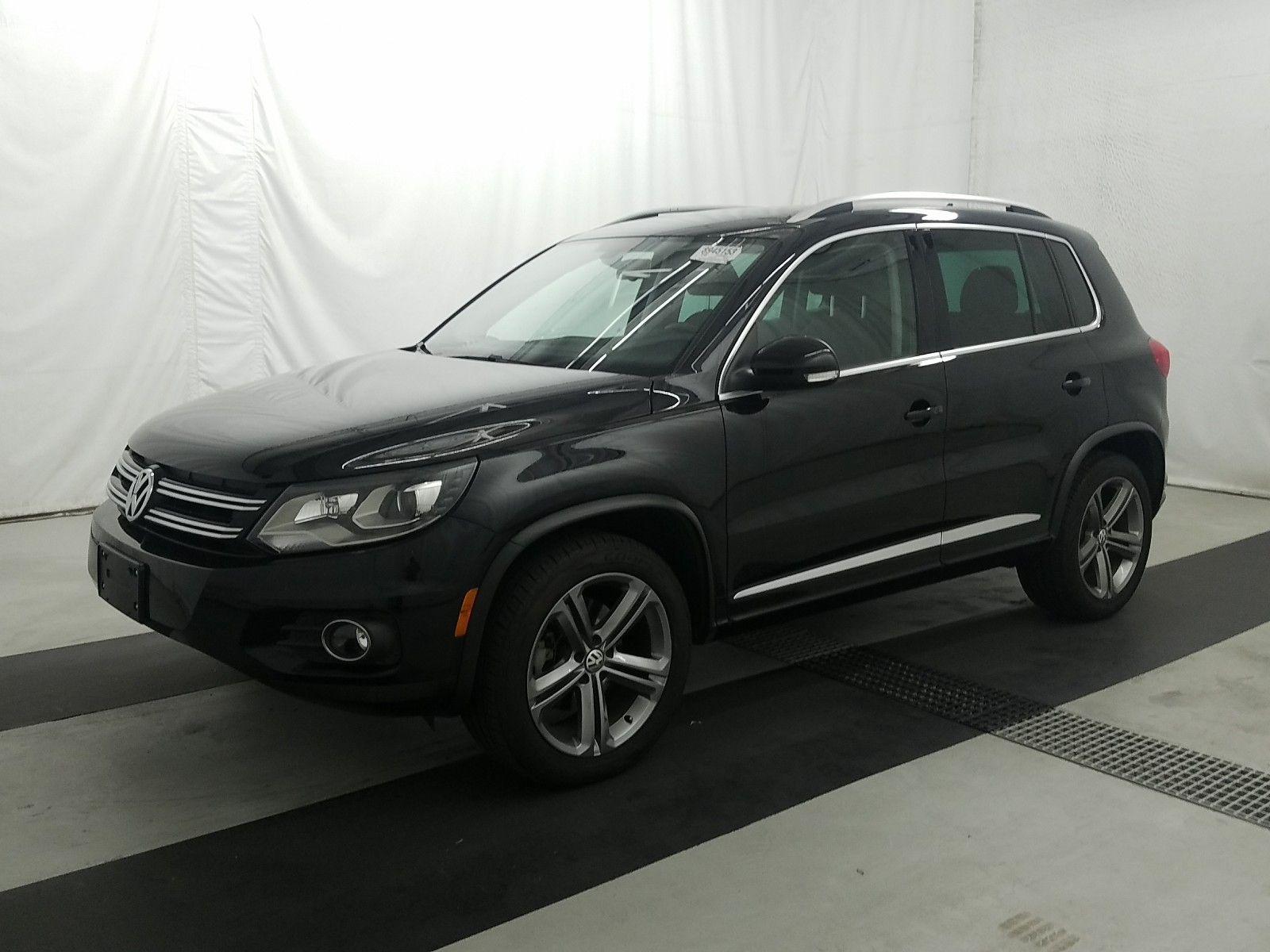 2017 Volkswagen Tiguan 2.0. Lot 99913385779 Vin WVGTV7AX6HK014905