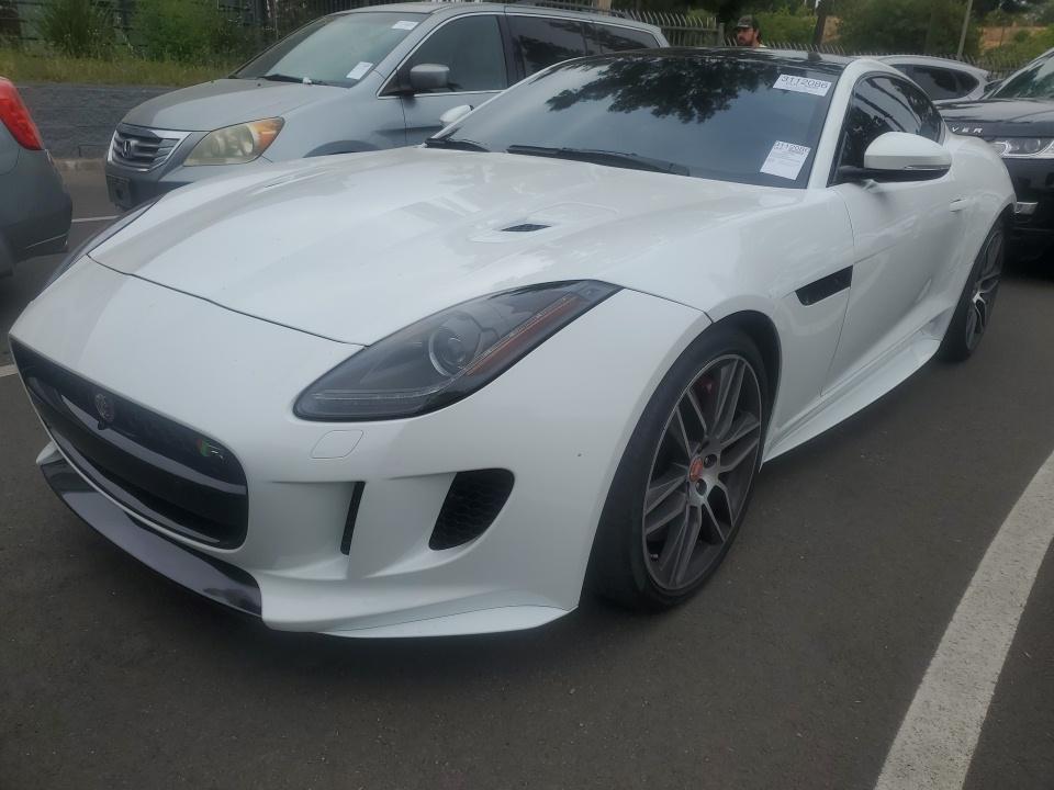 2016 Jaguar F-type 5.0. Lot 99913837534 Vin SAJWJ6DLXGMK22872
