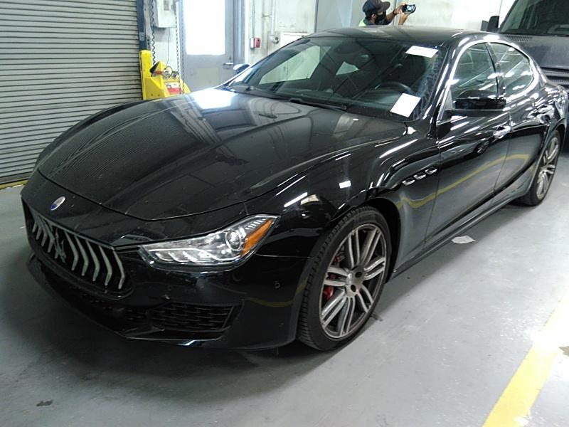 2019 Maserati Ghibli 3.0. Lot 999200633930 Vin ZAM57YSA0K1308655