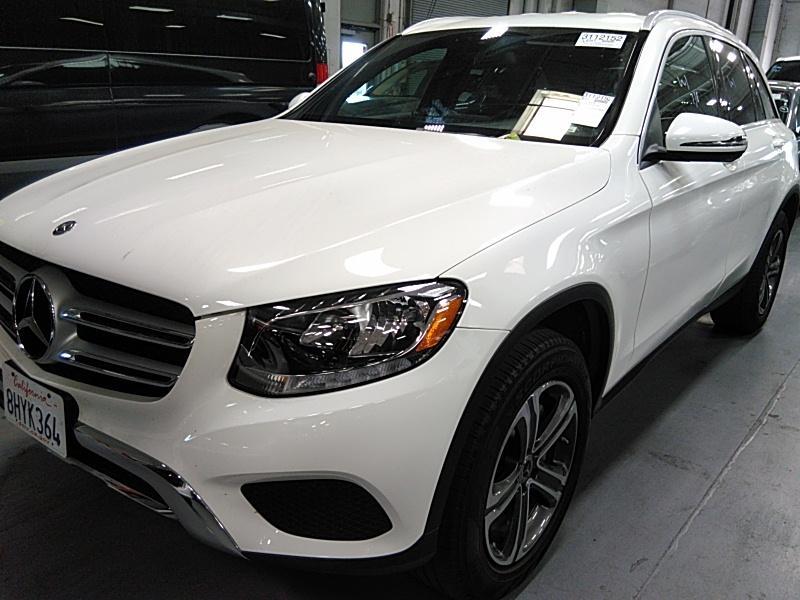 2019 Mercedes-benz Glc 2.0. Lot 999200633925 Vin WDC0G4JB1KV164215