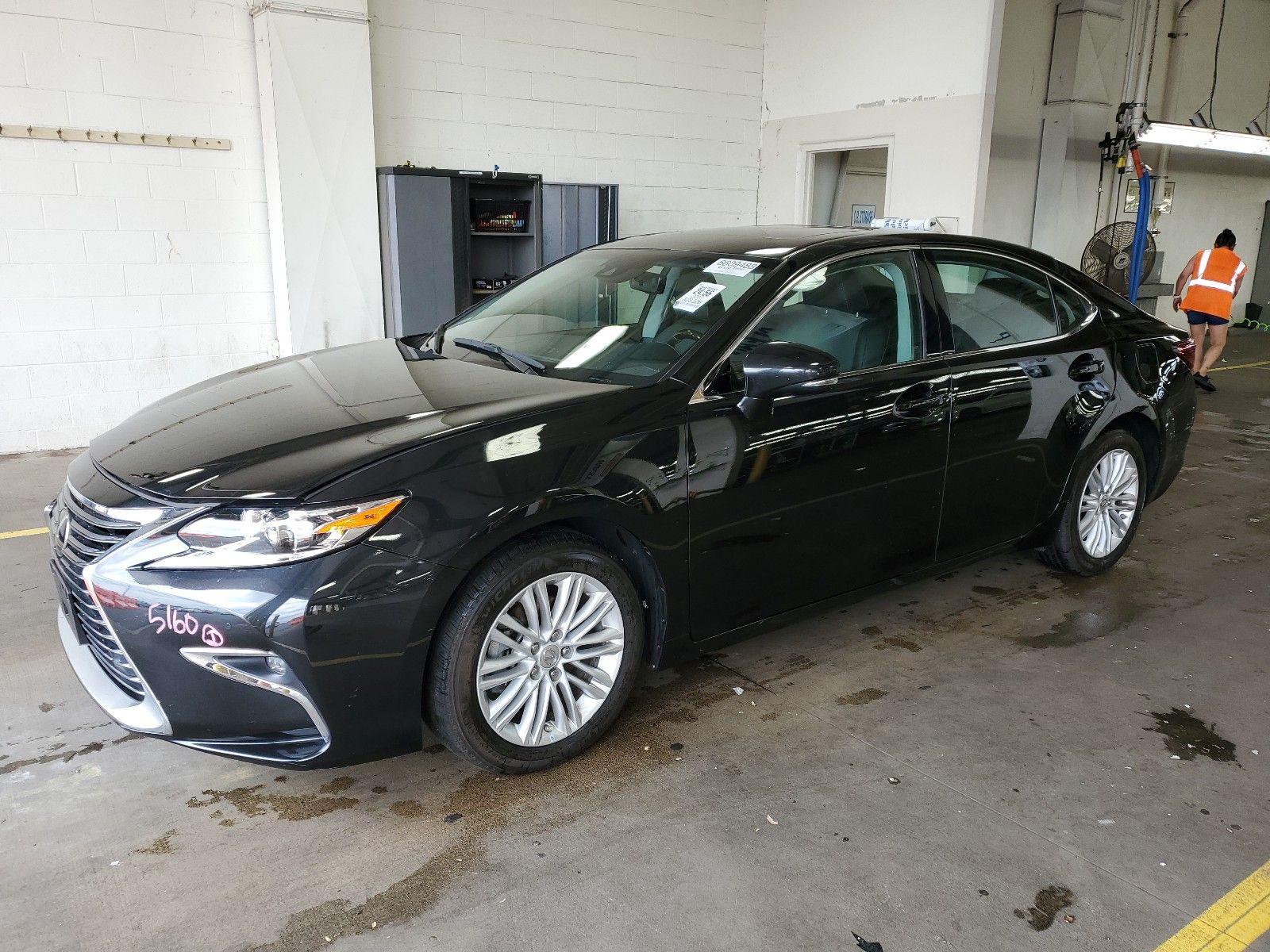 2017 Lexus ES 3.5. Lot 99921272659 Vin 58ABK1GG3HU055160