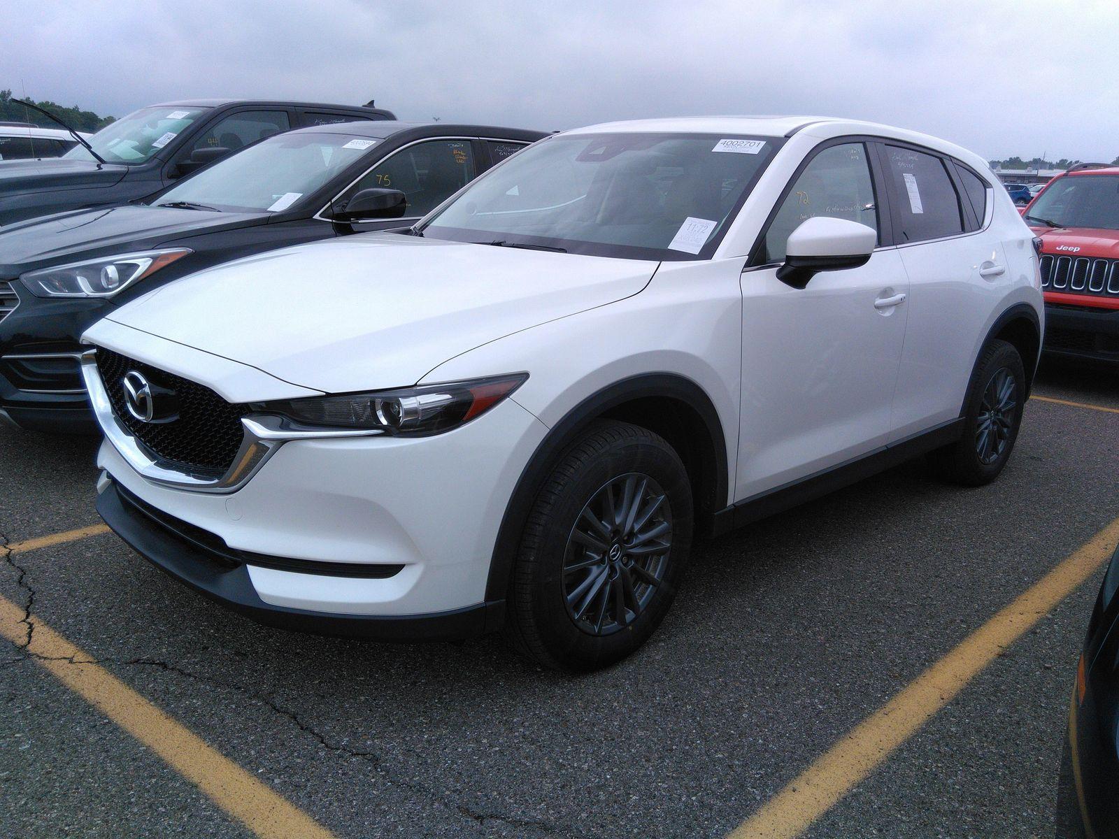 2017 Mazda Cx-5 2.5. Lot 99913651078 Vin JM3KFBCL1H0163770