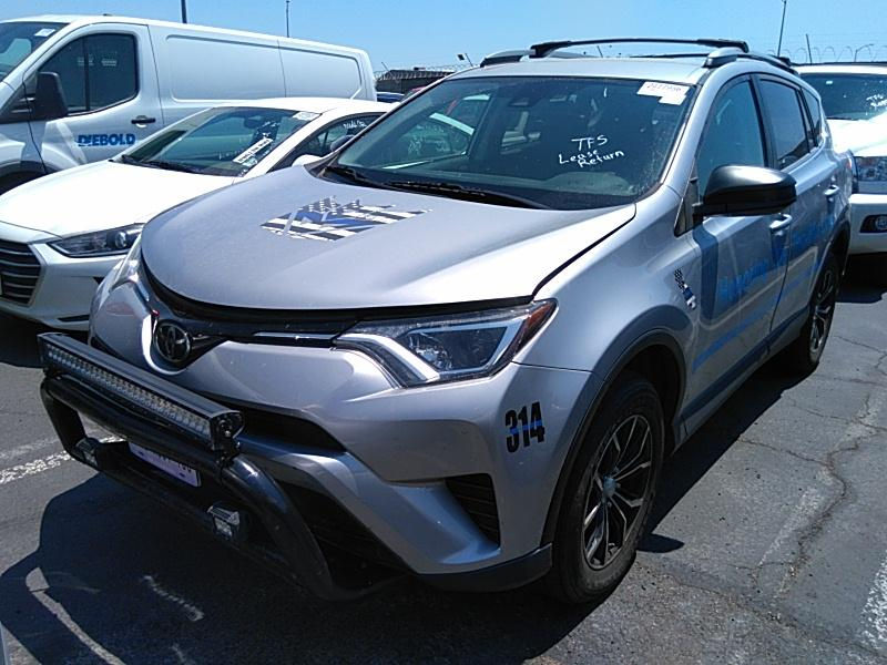 2017 Toyota Rav4 2.5. Lot 99912947692 Vin 2T3BFREV1HW660474