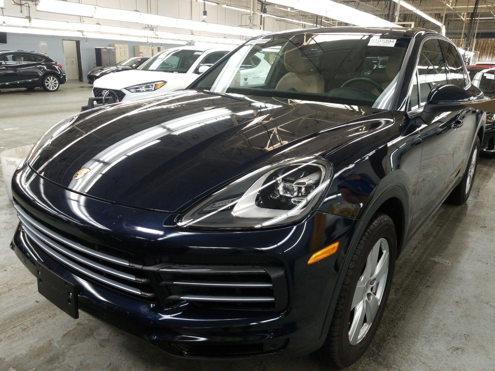 2019 Porsche Cayenne 3.0. Lot 999200740104 Vin WP1AA2AY4KDA16035
