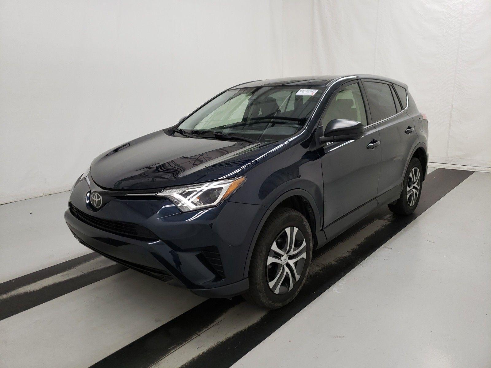 2017 Toyota Rav4 2.5. Lot 99921273345 Vin JTMBFREV0HJ161454