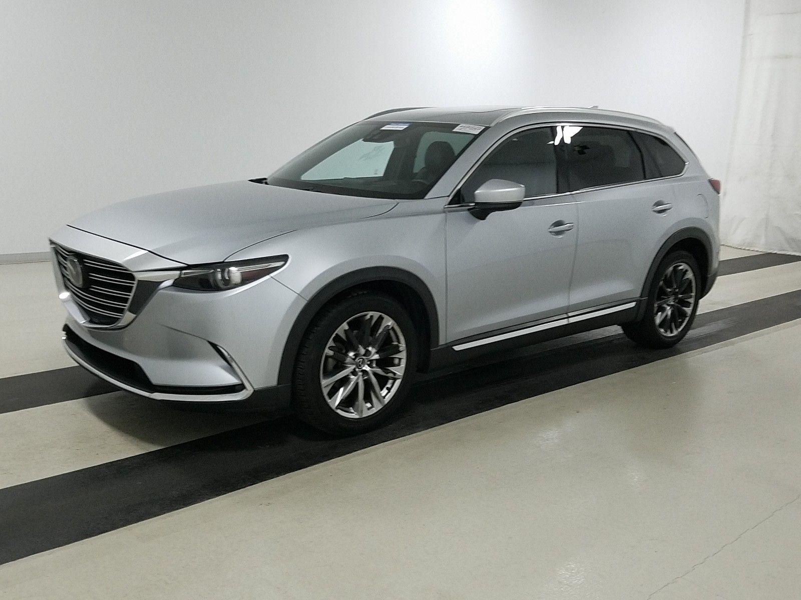 2016 Mazda Cx-9 2.5. Lot 99915925273 Vin JM3TCADY2G0108115