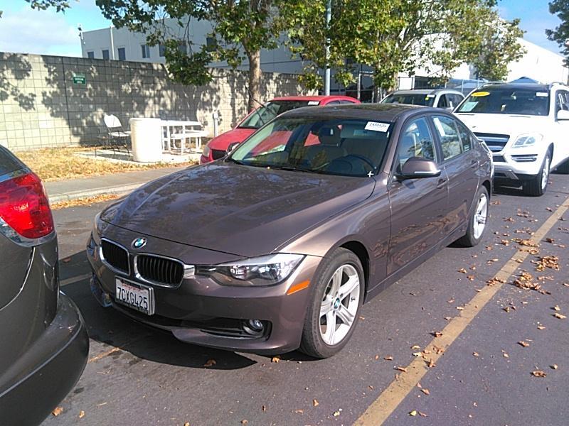 2014 BMW 320I 320I