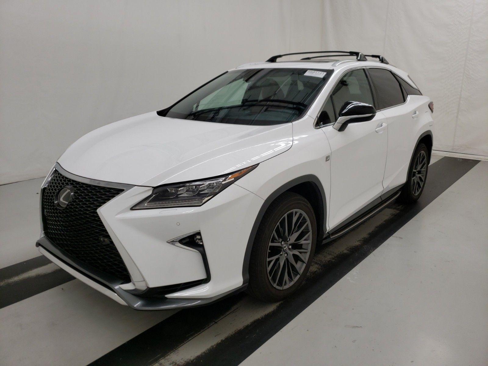 2018 Lexus Rx 3.5. Lot 99921242626 Vin 2T2BZMCA6JC142821