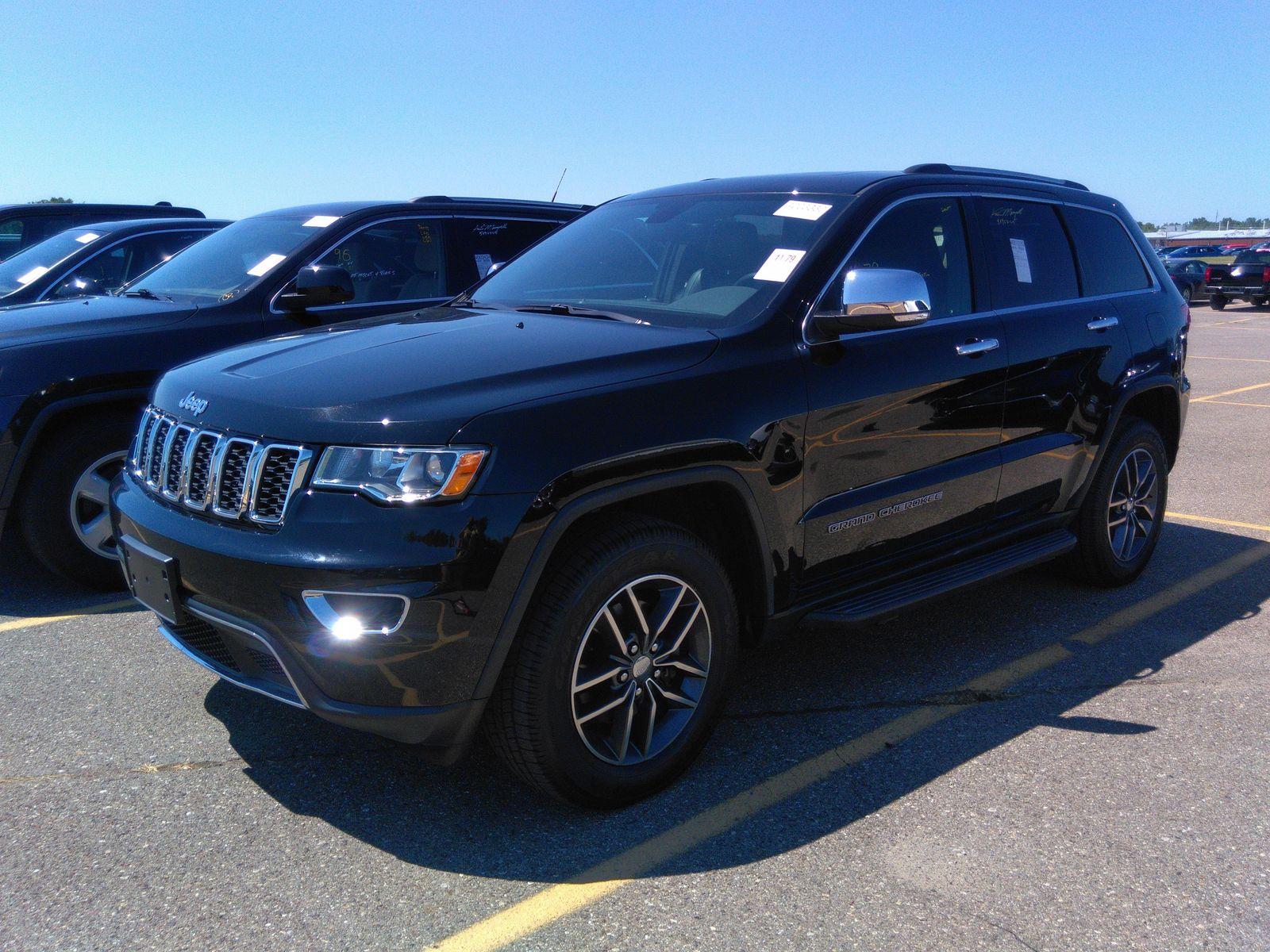 2017 Jeep Grand cherokee 3.6. Lot 99913651931 Vin 1C4RJFBGXHC948336