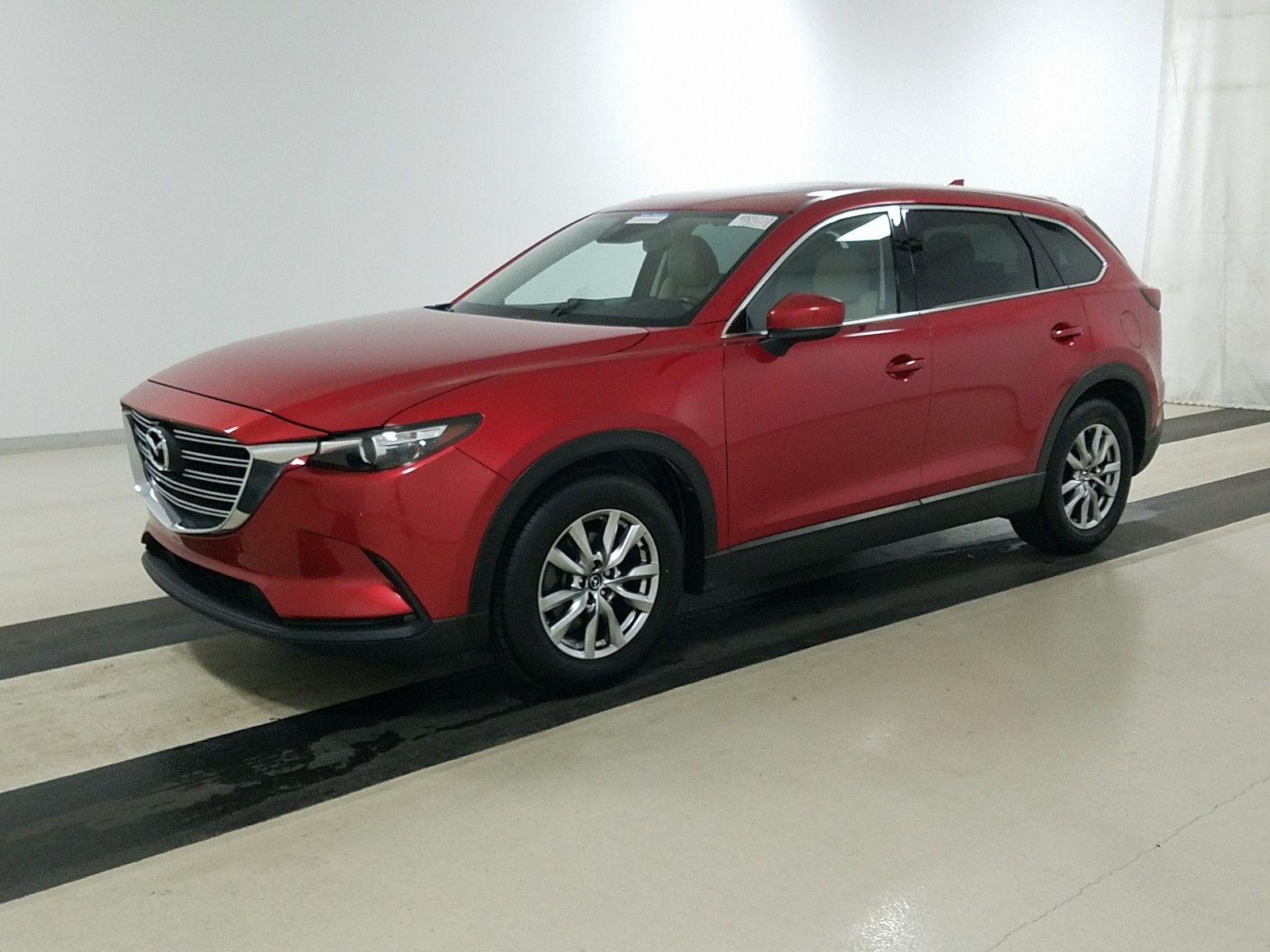 2016 Mazda Cx-9 2.5. Lot 99915938695 Vin JM3TCACY3G0119450