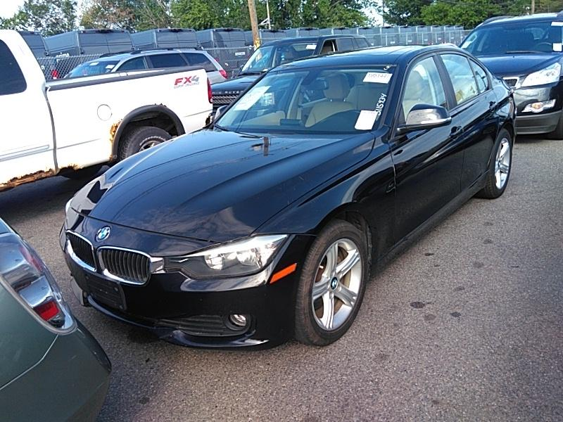 2014 BMW 320I XDRIVE 320I XDRIV