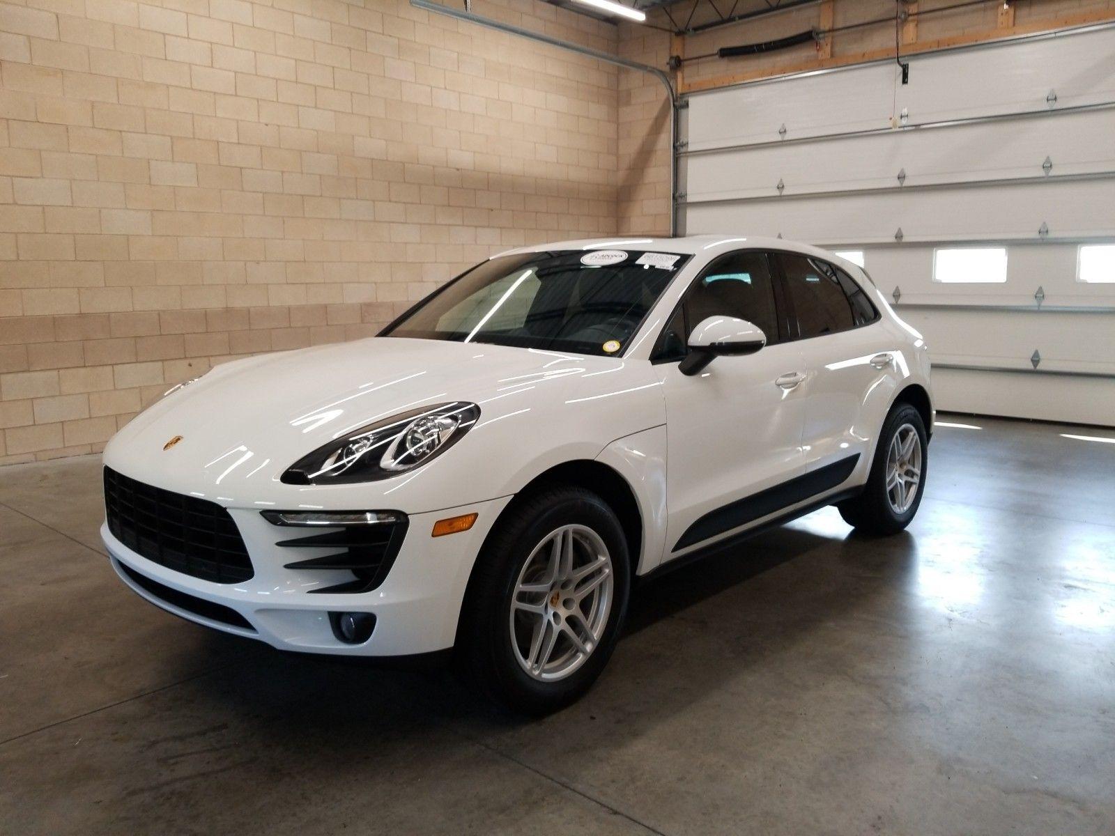 2018 Porsche Macan 2.0. Lot 99921282448 Vin WP1AA2A51JLB07791