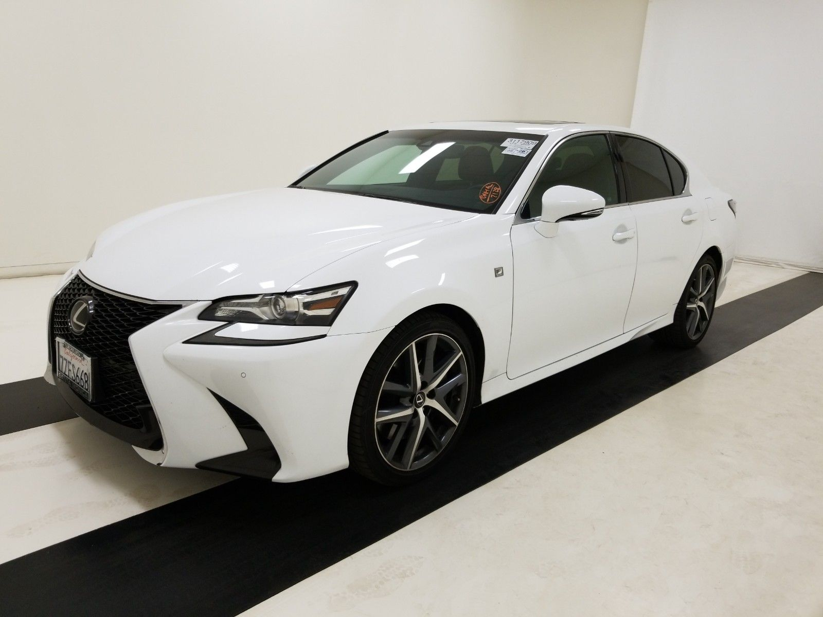 2017 Lexus Gs 3.5. Lot 99913845168 Vin JTHBZ1BL0HA010799