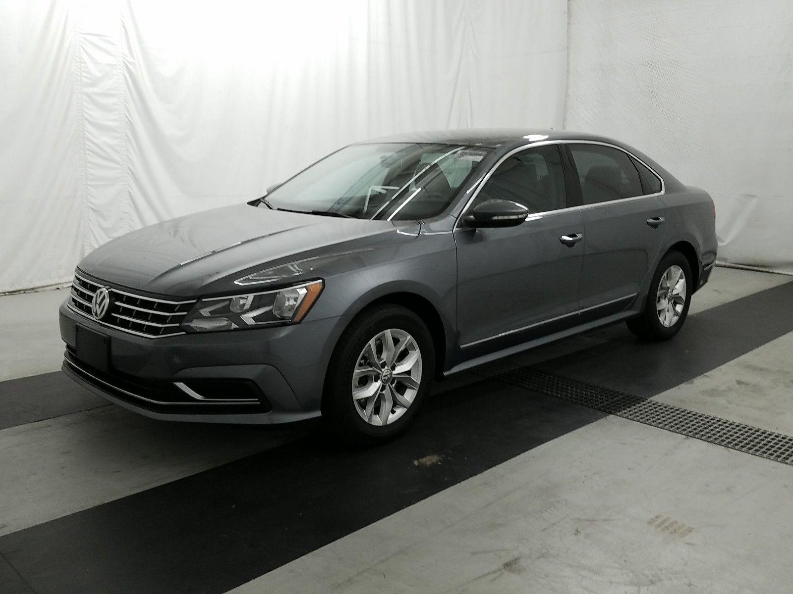 2017 Volkswagen Passat 1.8. Lot 99913355439 Vin 1VWAT7A37HC068333