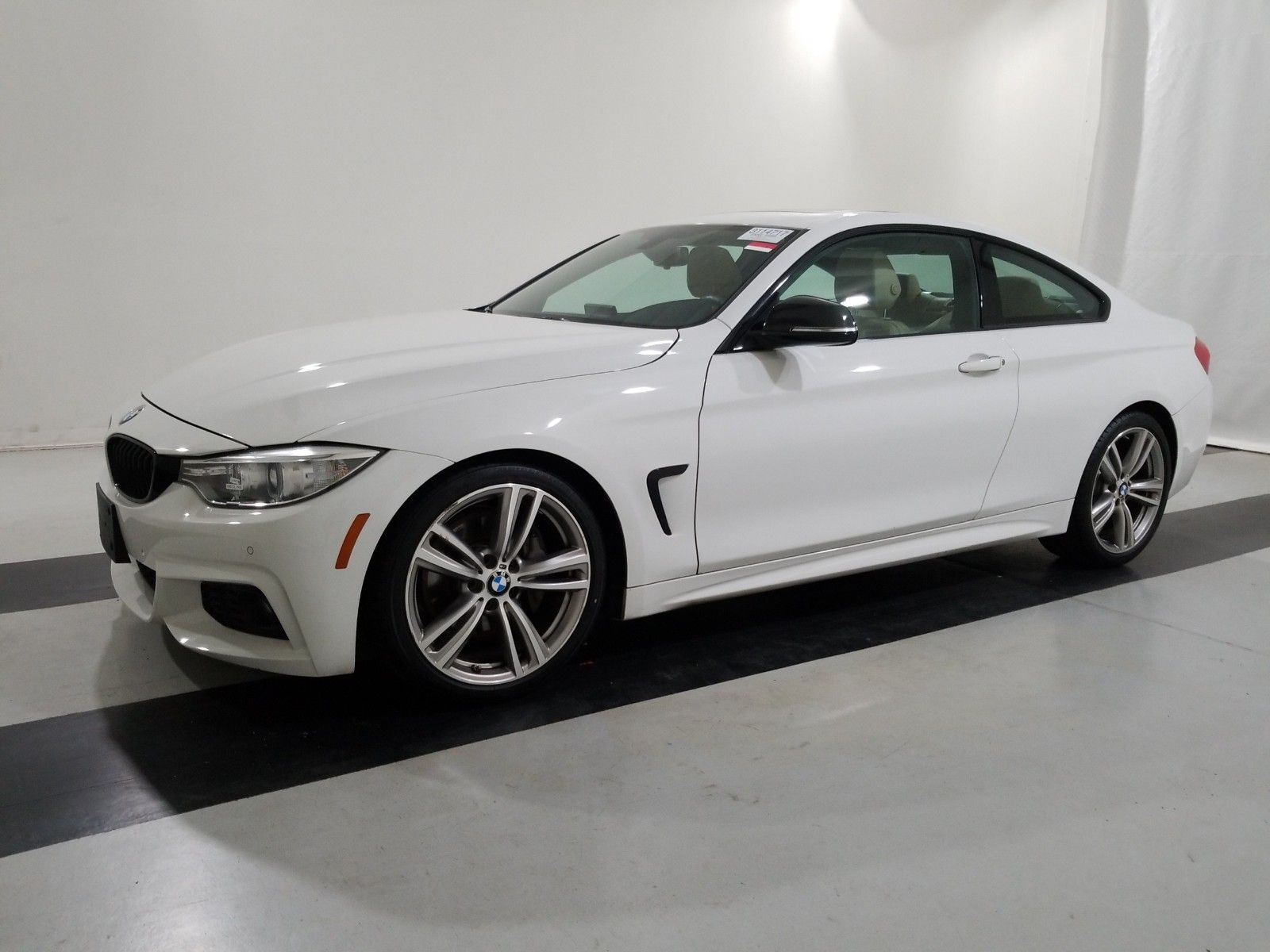 2017 BMW 440I 3.0. Lot 99913841100 Vin WBA4P1C53HK522516
