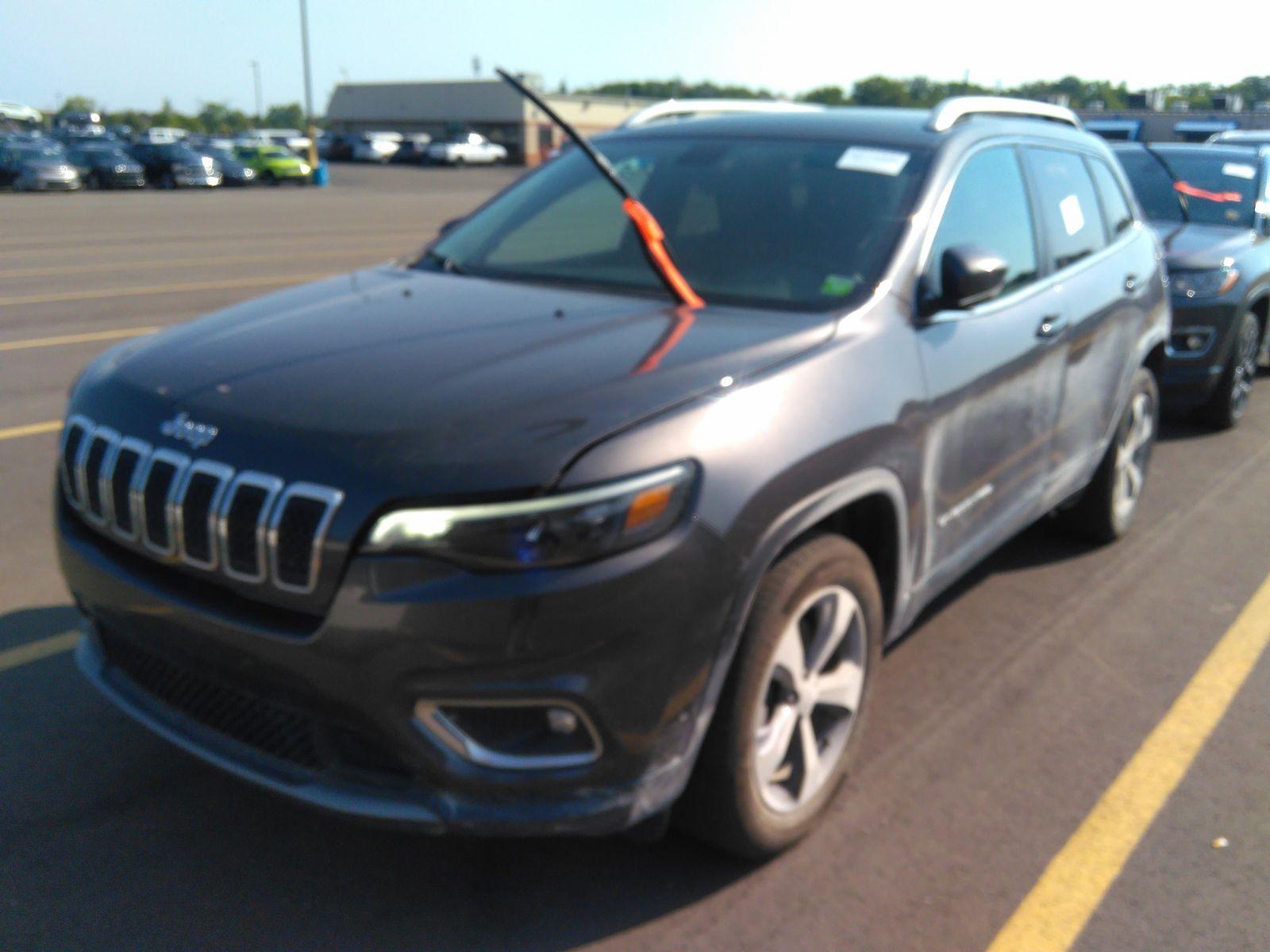 2019 Jeep Grand cherokee 3.2. Lot 99913669836 Vin 1C4PJMDX2KD157664