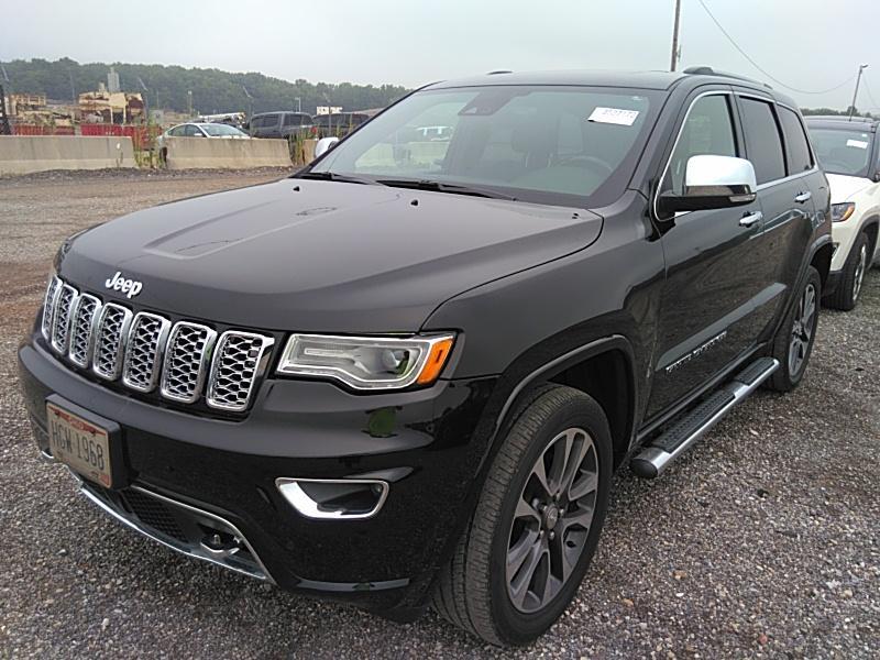 2018 Jeep Grand cherokee 3.6. Lot 99913900785 Vin 1C4RJFCG8JC155525