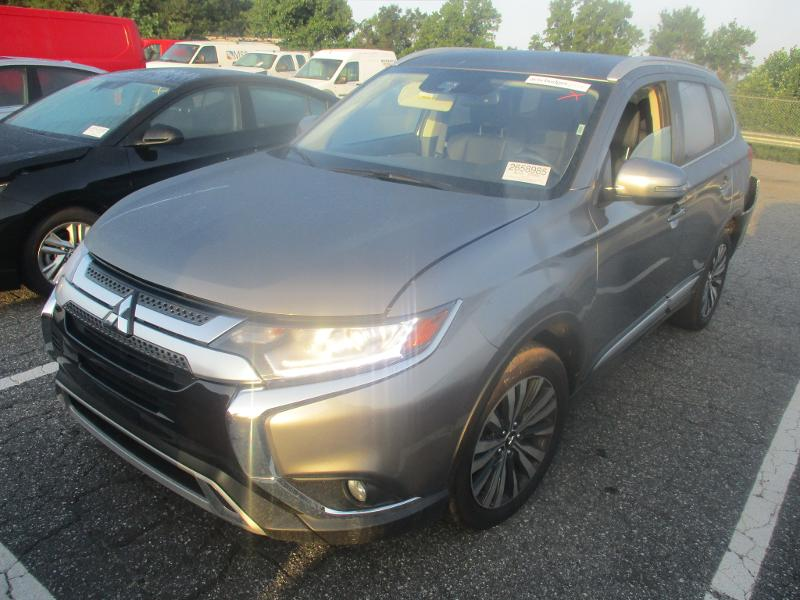 2020 Mitsubishi Outlander 2.4. Lot 99914038854 Vin JA4AD3A38LJ001084
