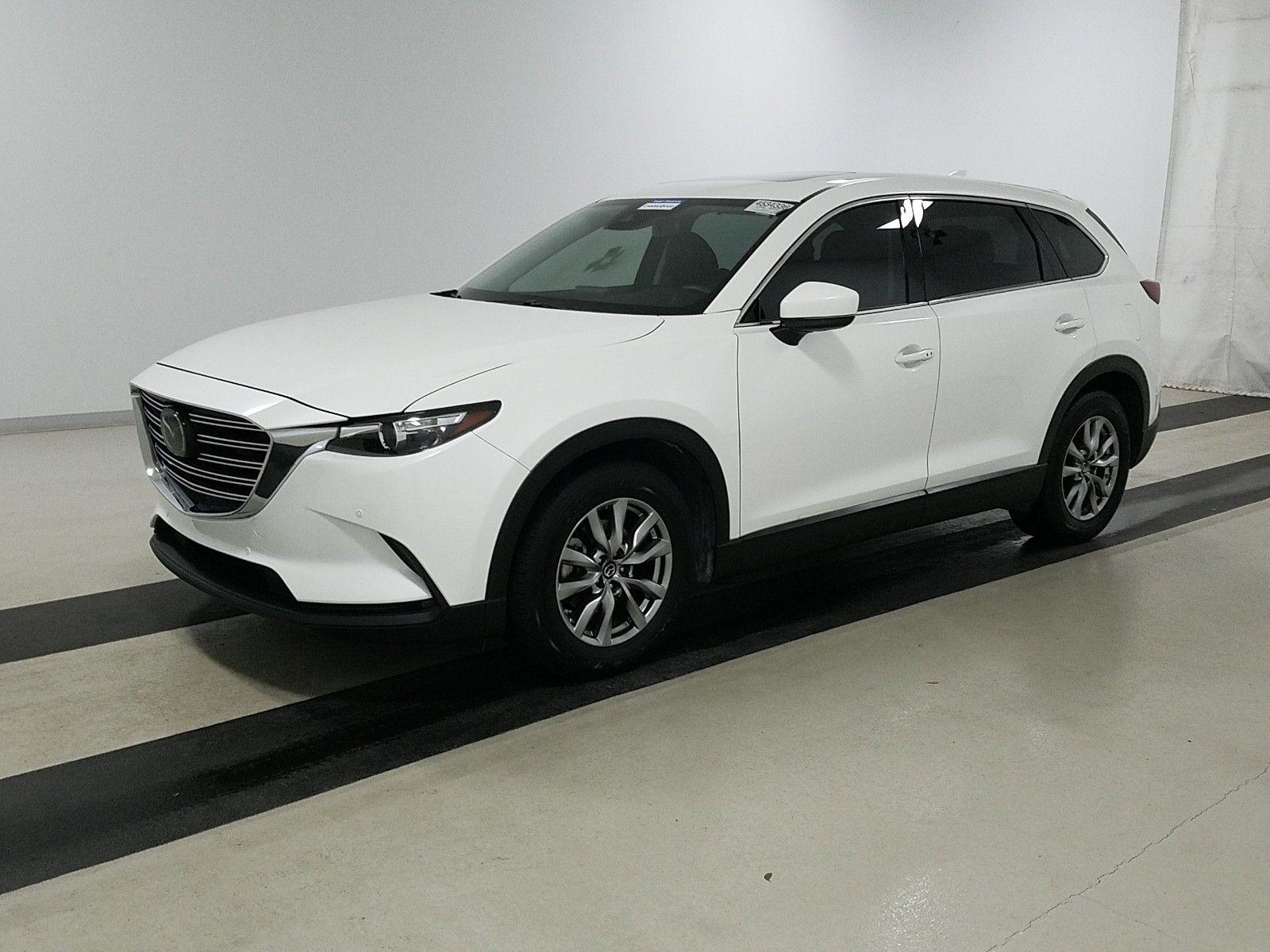 2018 Mazda Cx-9 2.5. Lot 99915977446 Vin JM3TCACY4J0209987