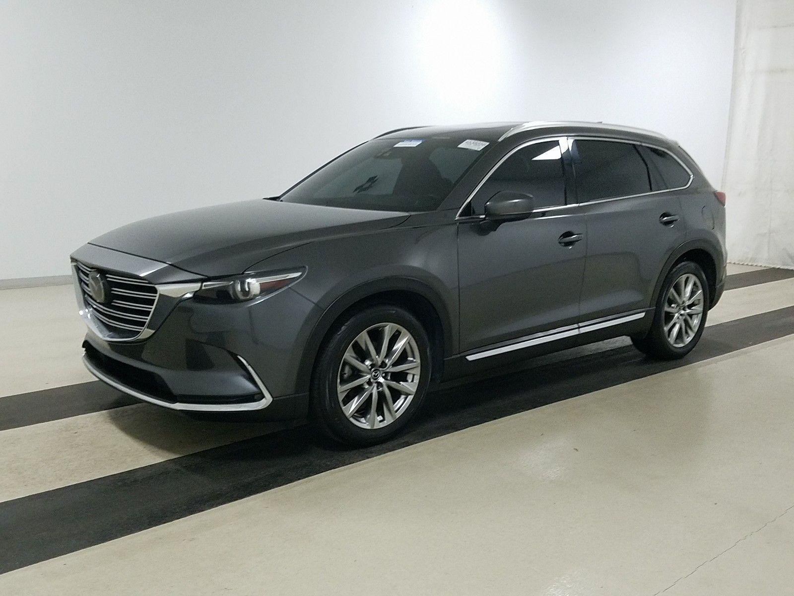 2017 Mazda Cx-9 2.5. Lot 99915984346 Vin JM3TCADYXH0140957
