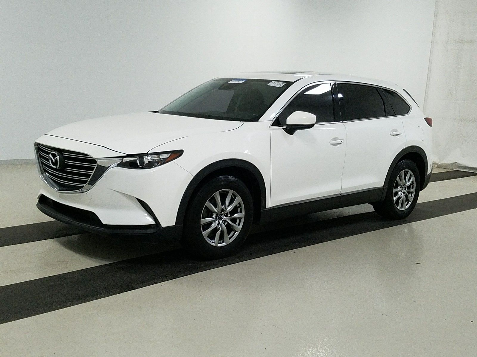 2017 Mazda Cx-9 2.5. Lot 99915980540 Vin JM3TCACY2H0138332