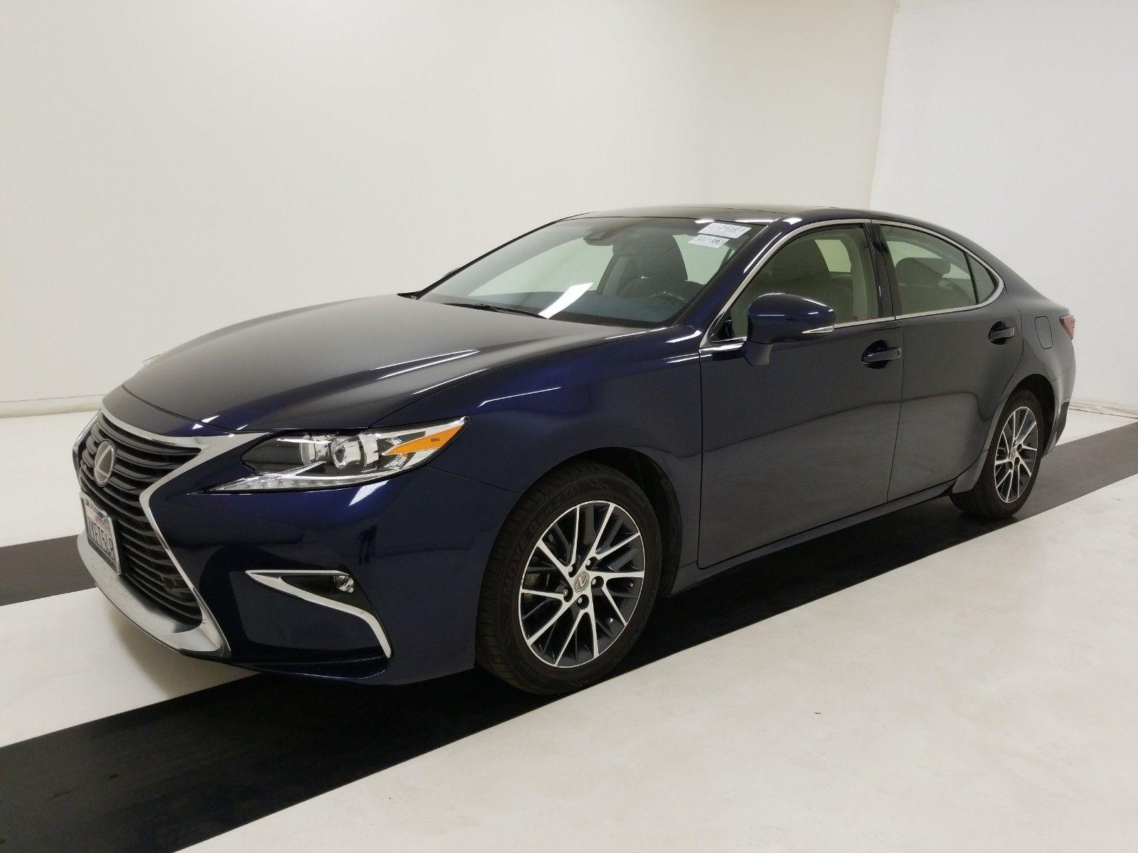 2017 Lexus ES 3.5. Lot 99913868331 Vin JTHBK1GG3H2257566