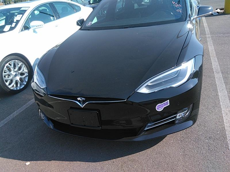 2018 Tesla Model s . Lot 99913866101 Vin 5YJSA1E26JF281634