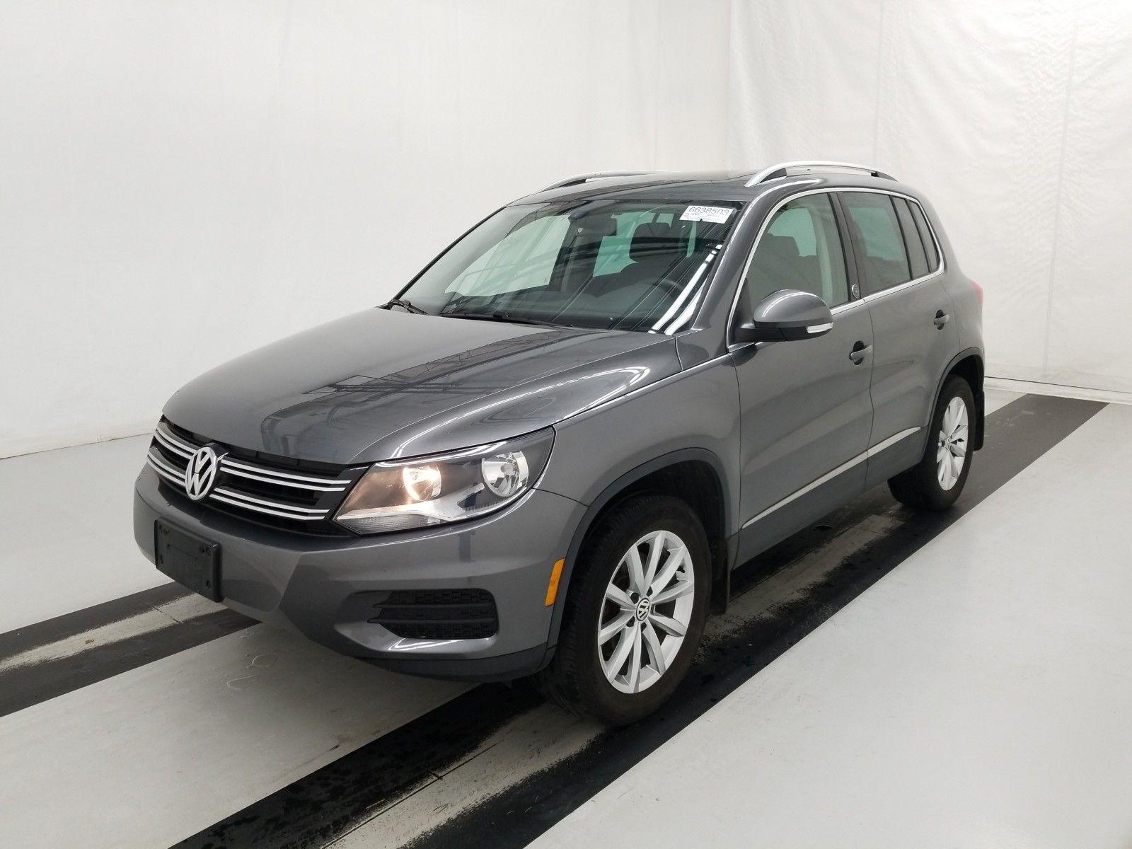 2017 Volkswagen Tiguan 2.0. Lot 99921323131 Vin WVGSV7AXXHK030519