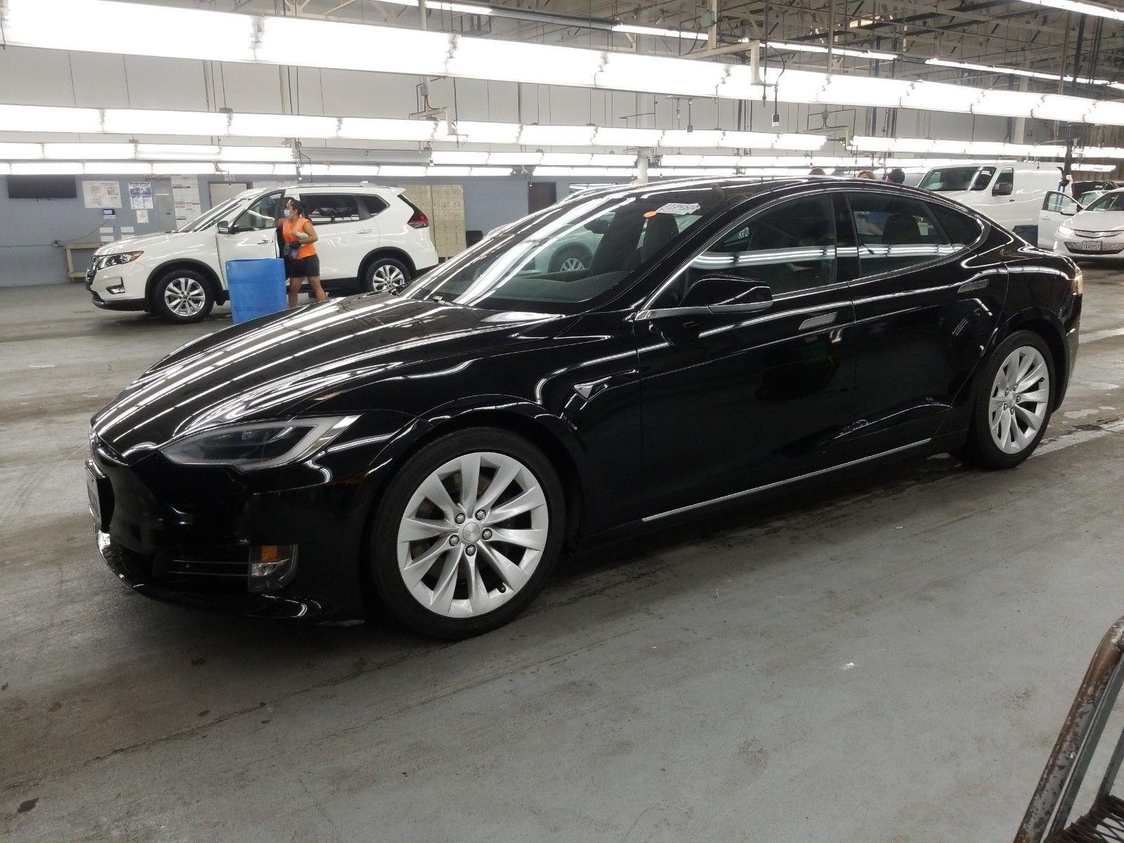 2018 Tesla Model s . Lot 99913867818 Vin 5YJSA1E29JF293647