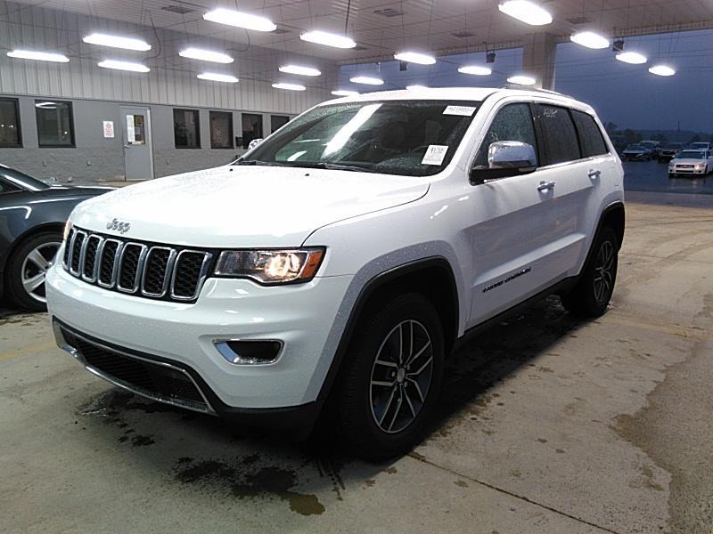 2018 Jeep Grand cherokee 3.6. Lot 99913676080 Vin 1C4RJFBG7JC211505