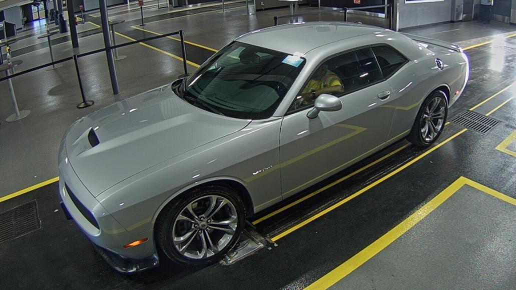 2020 Dodge Challenger 5.7. Lot 99918224821 Vin 2C3CDZBT0LH159442